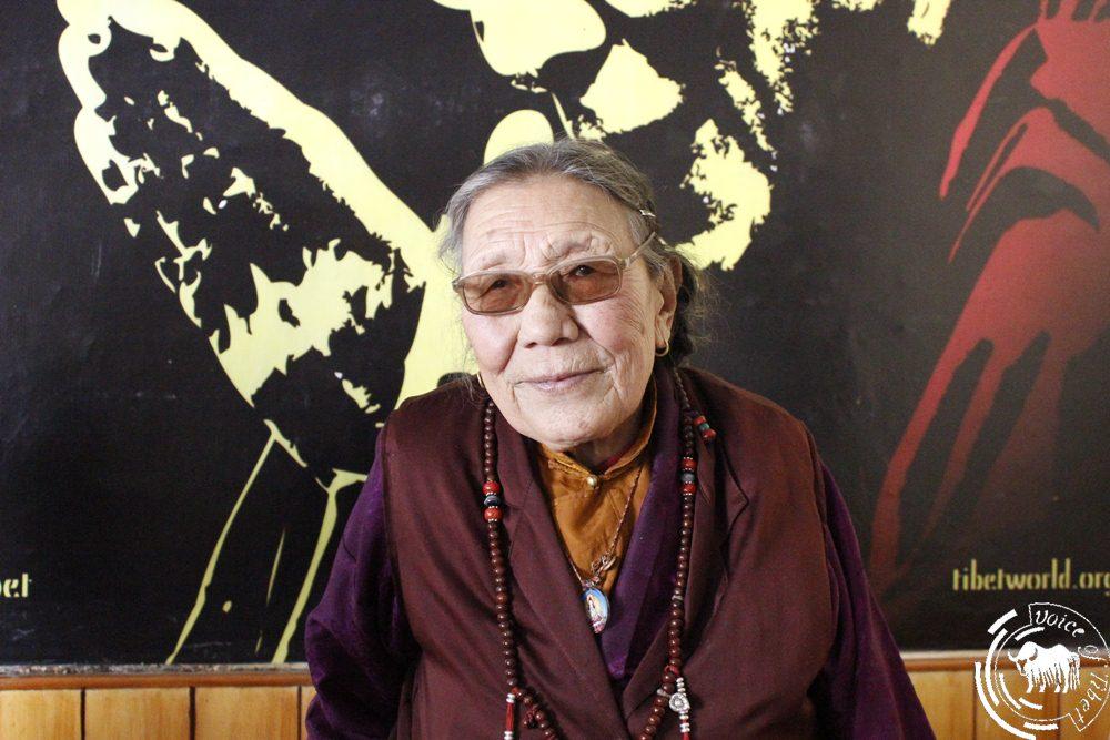 西藏前政治犯阿妈阿德