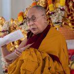 达赖喇嘛再提有意访问五台山,愿与中国佛教徒交流