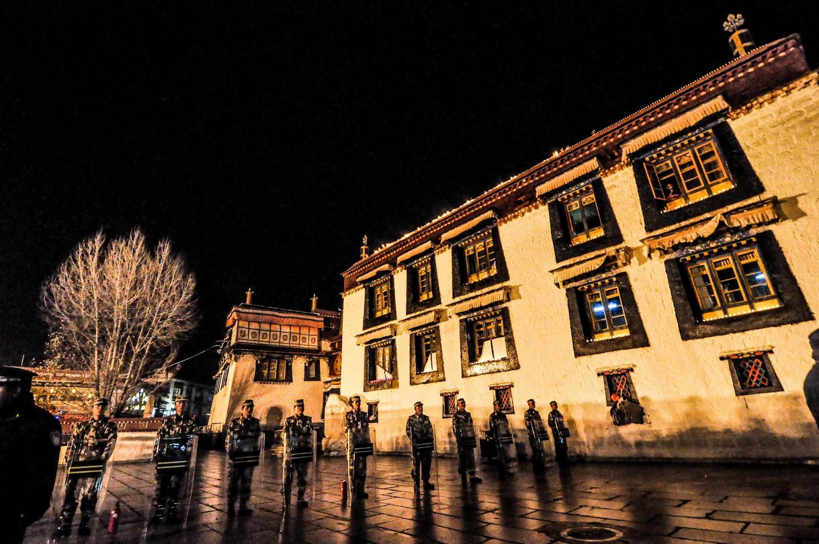 """藏人又""""被满意"""",中共称西藏群众安全满意度达99.7%"""