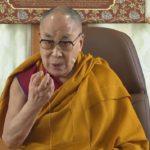 达赖喇嘛尊者在菩提迦耶接见来自越南和马来西亚等地的信众