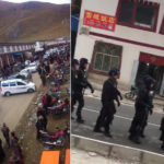 中共在温波乡再度拘捕三十多余藏人,并关押半个月