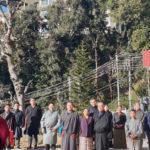 藏人行政中央在达兰萨拉举办印度第七十一个国庆日纪念活动