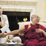 达赖喇嘛西方弟子罗伯特•瑟曼获印度莲花士勋章