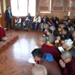 达赖喇嘛:现代佛教徒勿盲信,应透过学佛来了解烦恼根源