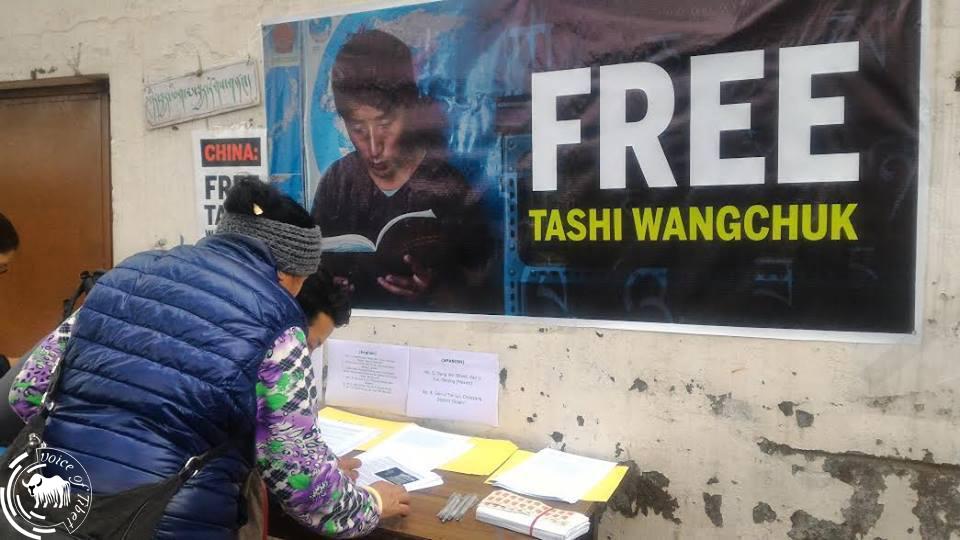 美国笔会联署千名学者,吁释放西藏语言权利倡导者扎西文色