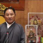 """西藏人民议会议长受邀出席南非""""2020年度国情咨文演说"""""""
