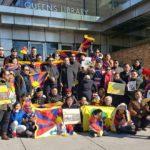 西藏团体致信呼吁纽约市长:选择人权,撤下中共大外宣