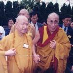 台湾佛教上师净心长老圆寂,达赖喇嘛致函悼念