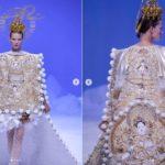 最时尚唐卡衣服?中国设计师被批不尊重西藏宗教文化