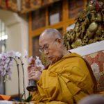 达赖喇嘛尊者支援防疫措施,将捐款援助喜邦贫困民众