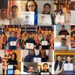 国际声援西藏运动在美国展开第十二次西藏议题请愿活动