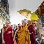 达赖喇嘛鼓励各方不要恐慌,以科技与人类智慧解决问题