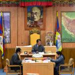 十六届西藏议会九次会议闭幕通过27亿卢比财政预算