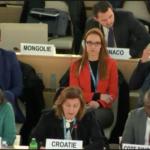 多国代表于联合国人权理事会关切西藏人权状况