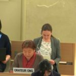 藏人代表出席联合国人权理事会,提中共如何迫害西藏文化