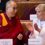 达赖喇嘛致函哀悼诺贝尔和平奖得主贝蒂•威廉斯逝世