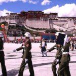 """佛教""""萨嘎达瓦""""期间,中共禁止境内藏人参与转经礼佛等宗教活动"""