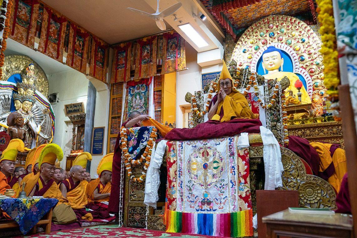 达赖喇嘛办公室鼓励持诵六字大明咒,以祈愿尊者身体健康