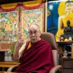 """达赖喇嘛:不断提问""""为什么?""""有助于自己找出正确的道路"""