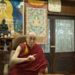 达赖喇嘛:印度古文明将帮助人类建立更慈悲的社会