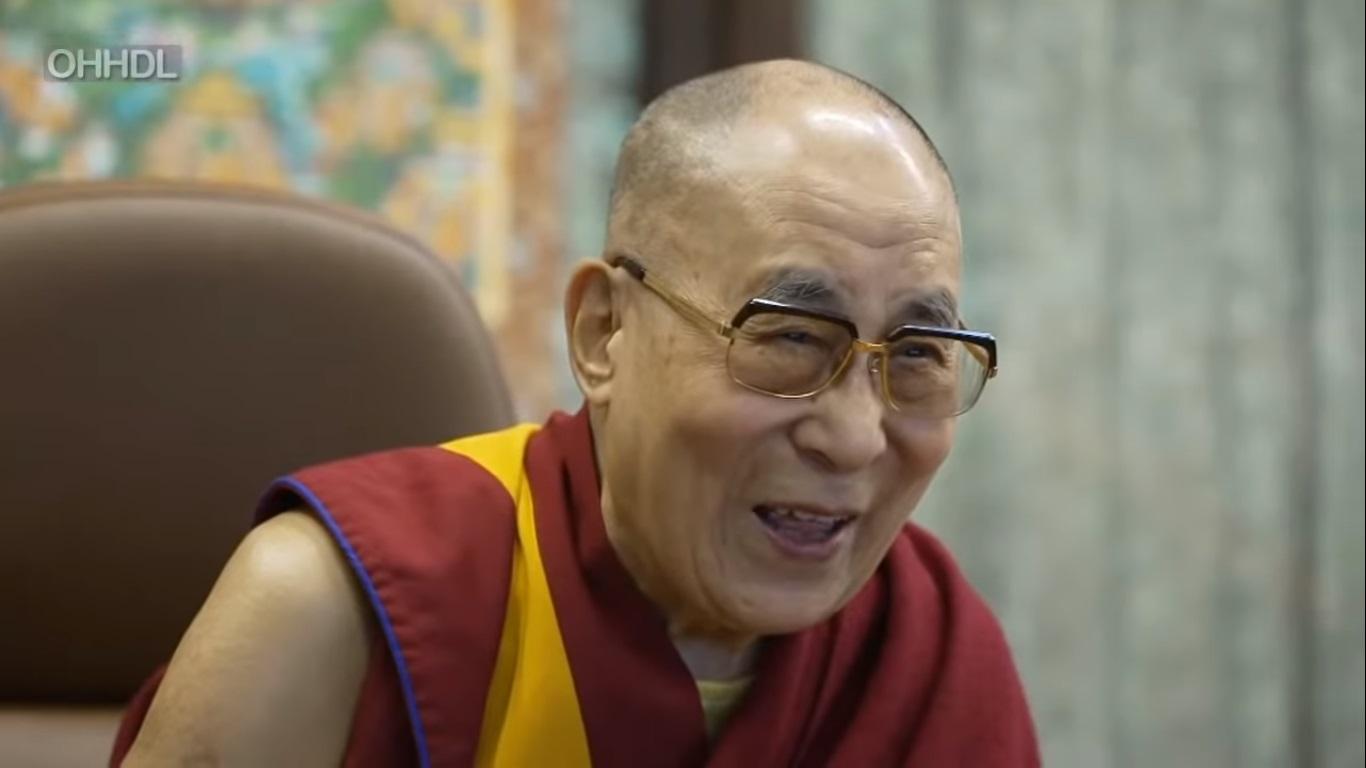 达赖喇嘛:愤怒帮助消灭仇敌,却也消除内在宁静