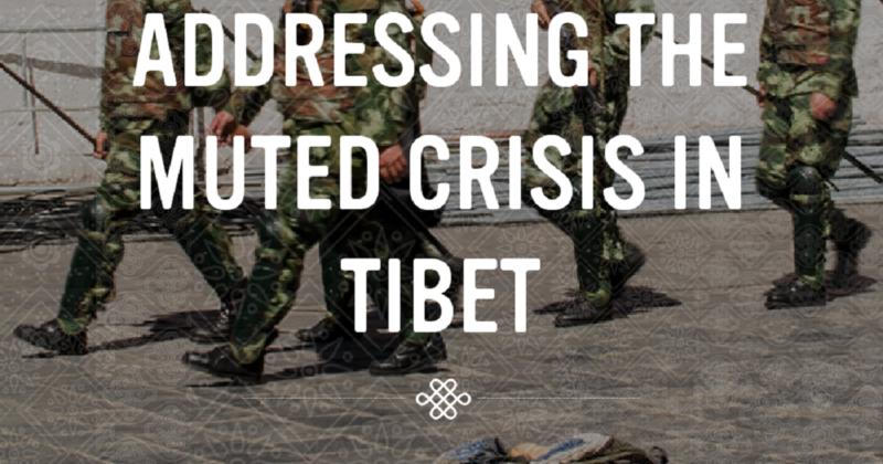 援藏团体提出五项行动建议,敦促欧盟为西藏发声