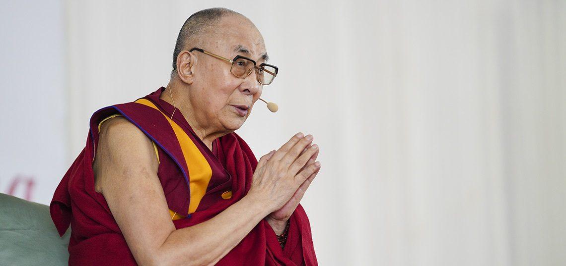 达赖喇嘛致函哀悼台湾火车脱轨事故遇难者