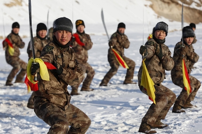 中共计划利用境内藏人在印度从事间谍活动
