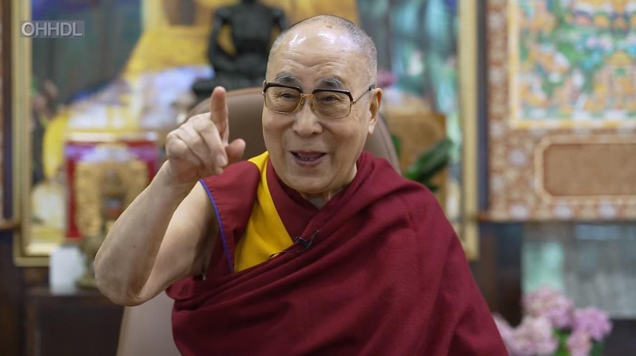 达赖喇嘛:透过祈祷等宗教仪式是无法提高人类内在价值