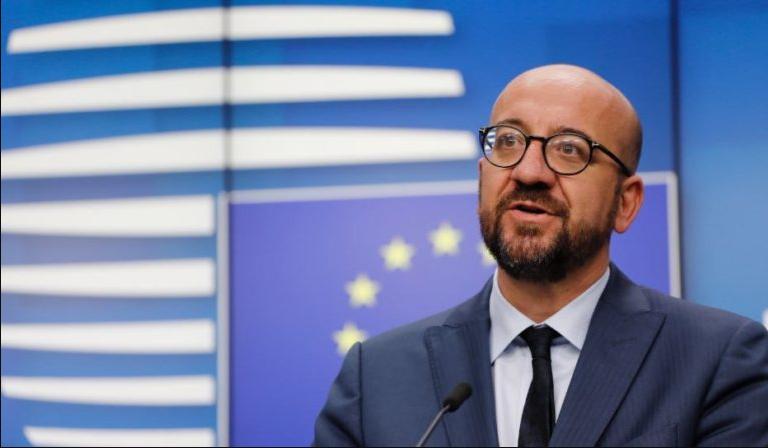 欧洲理事会主席夏尔·米歇尔对境内藏人的处境表示关切