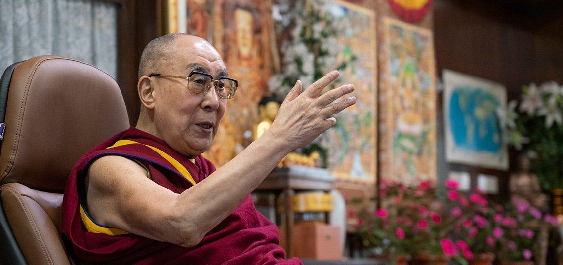 达赖喇嘛:若人类能更加慈悲善良便能关注其他受苦物种