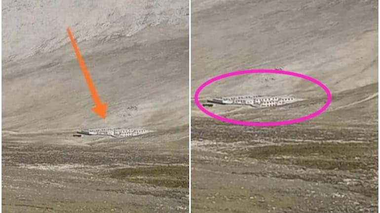 中共侵占尼泊尔胡姆拉县土地非法建设九栋房屋