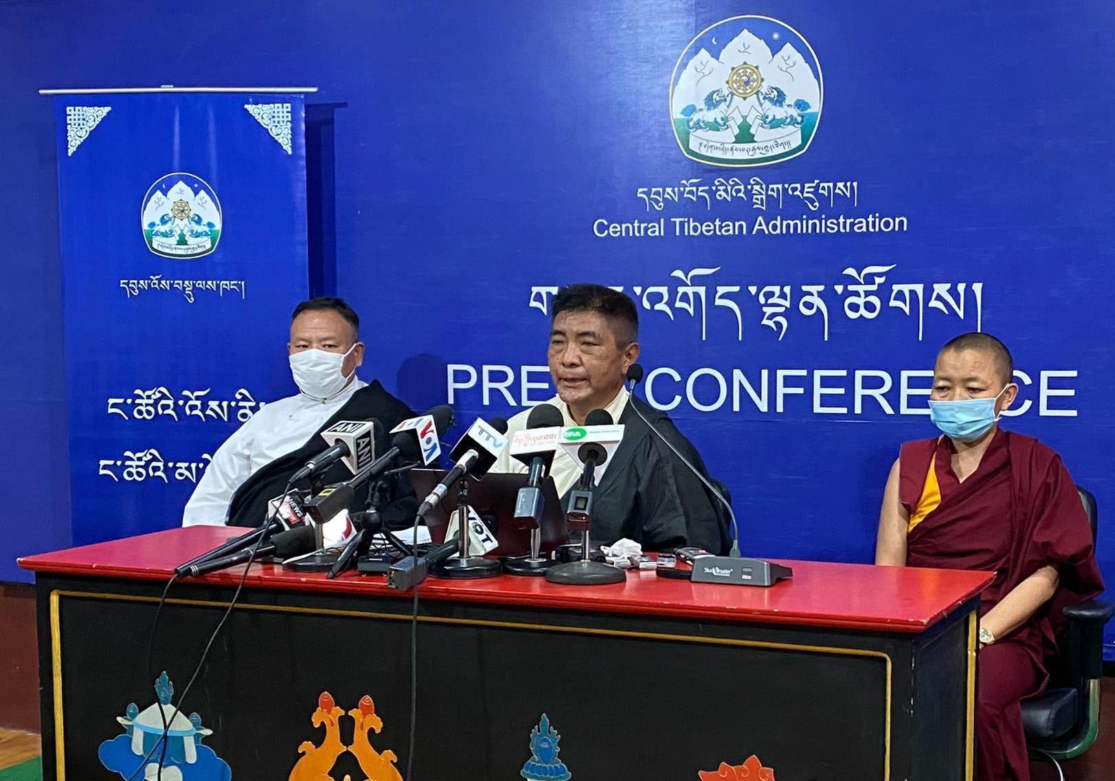 藏人行政中央选举事务署宣布流亡藏人大选时程