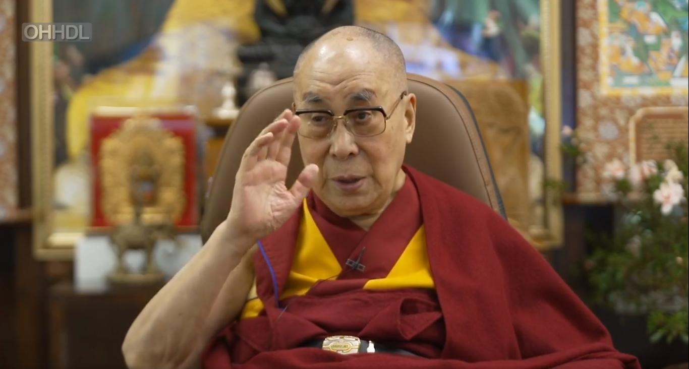 达赖喇嘛:唯有心怀慈悲,内心才能获得最大的自由
