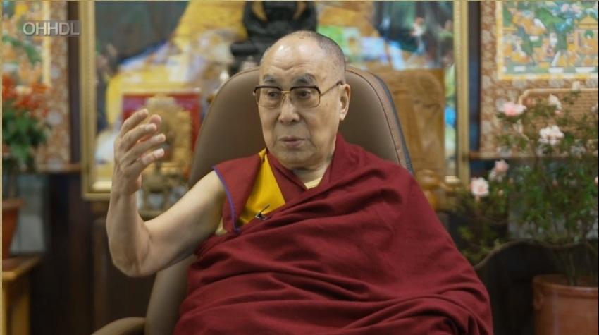 达赖喇嘛:慈悲与爱心是人类生存的关键