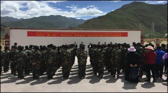 六十三名国会议员联署谴责中共在西藏强迫实施劳动制度