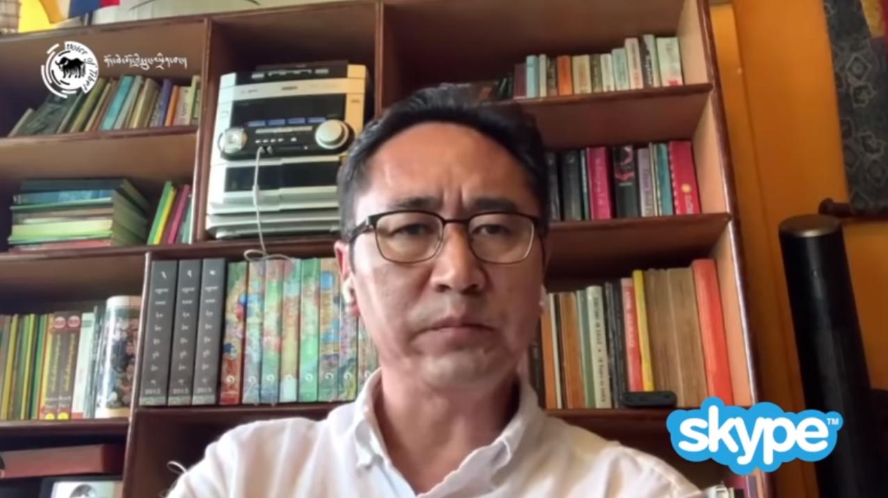藏人行政中央安全部秘书长:藏人应加以警惕,防患于未然