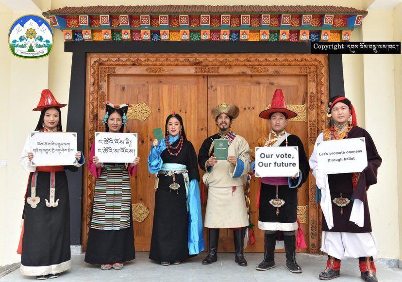 【台湾人谈西藏】苏嘉宏:流亡藏人社区2021司政、议会换届改选起跑(上)