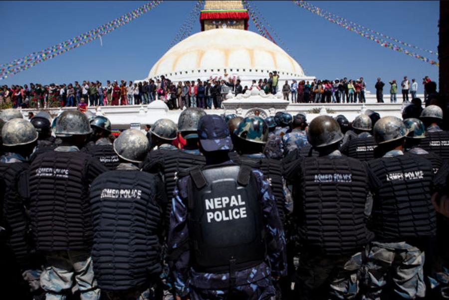 尼泊尔当局再度禁止流亡藏人的大选活动