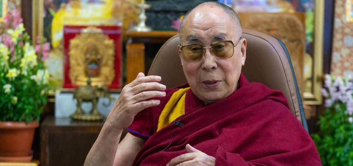 达赖喇嘛:透过慈悲建立内心宁静将促进世界和平