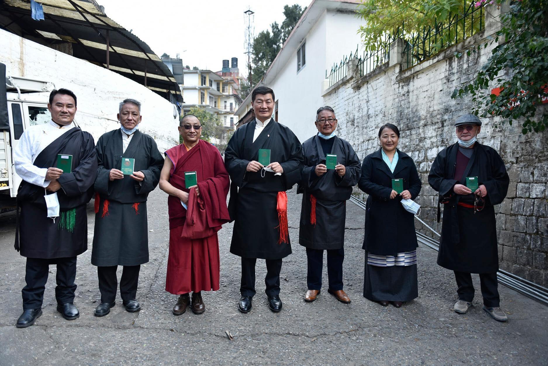 流亡藏人预选已顺利完成,司政:藏人定会选择民主