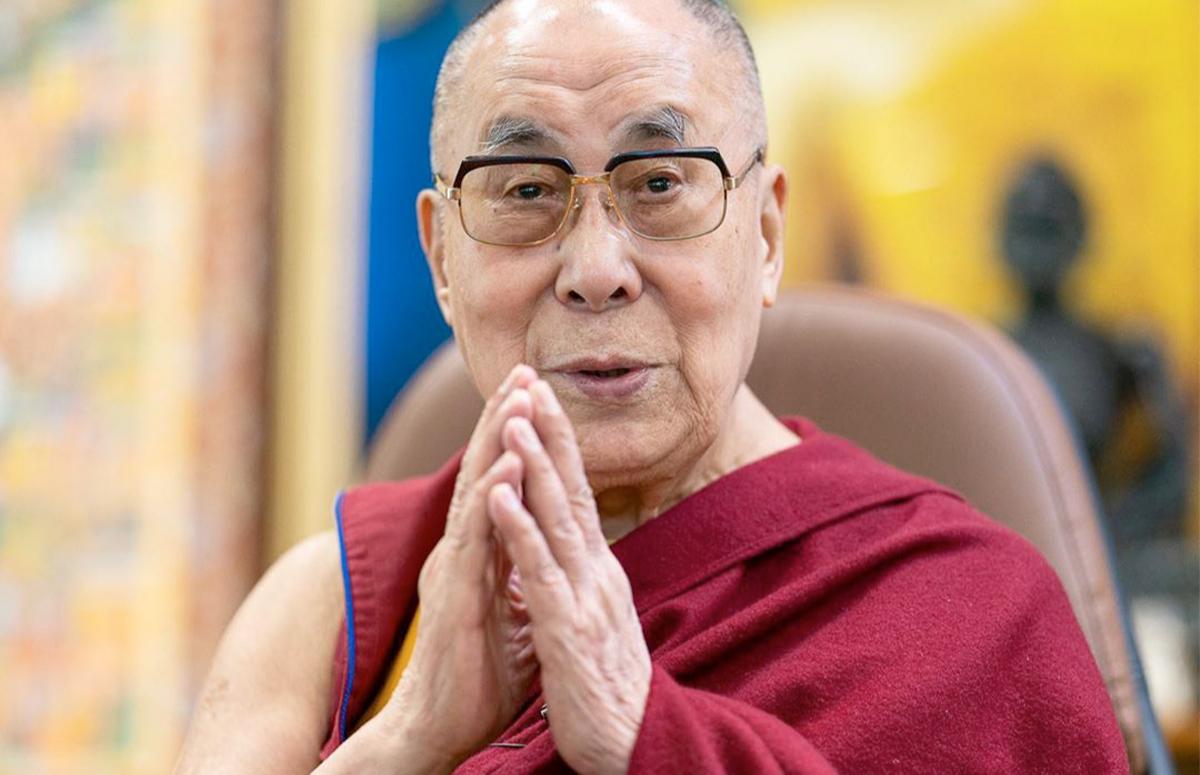 达赖喇嘛与藏人司政致函道贺乔·拜登宣誓就任美国第四十六任总统