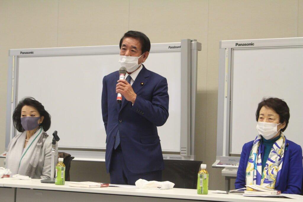 日本国会议员召开会议重申对藏人抗争运动支持