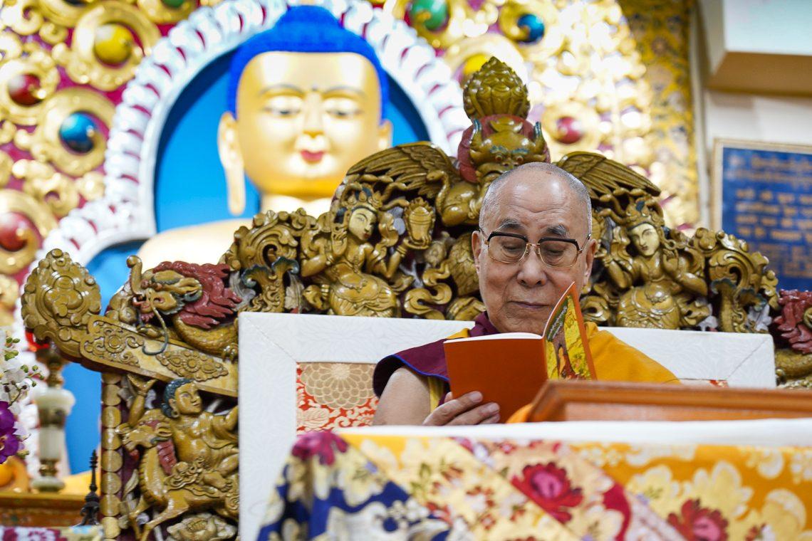 达赖喇嘛尊者近期行程更新