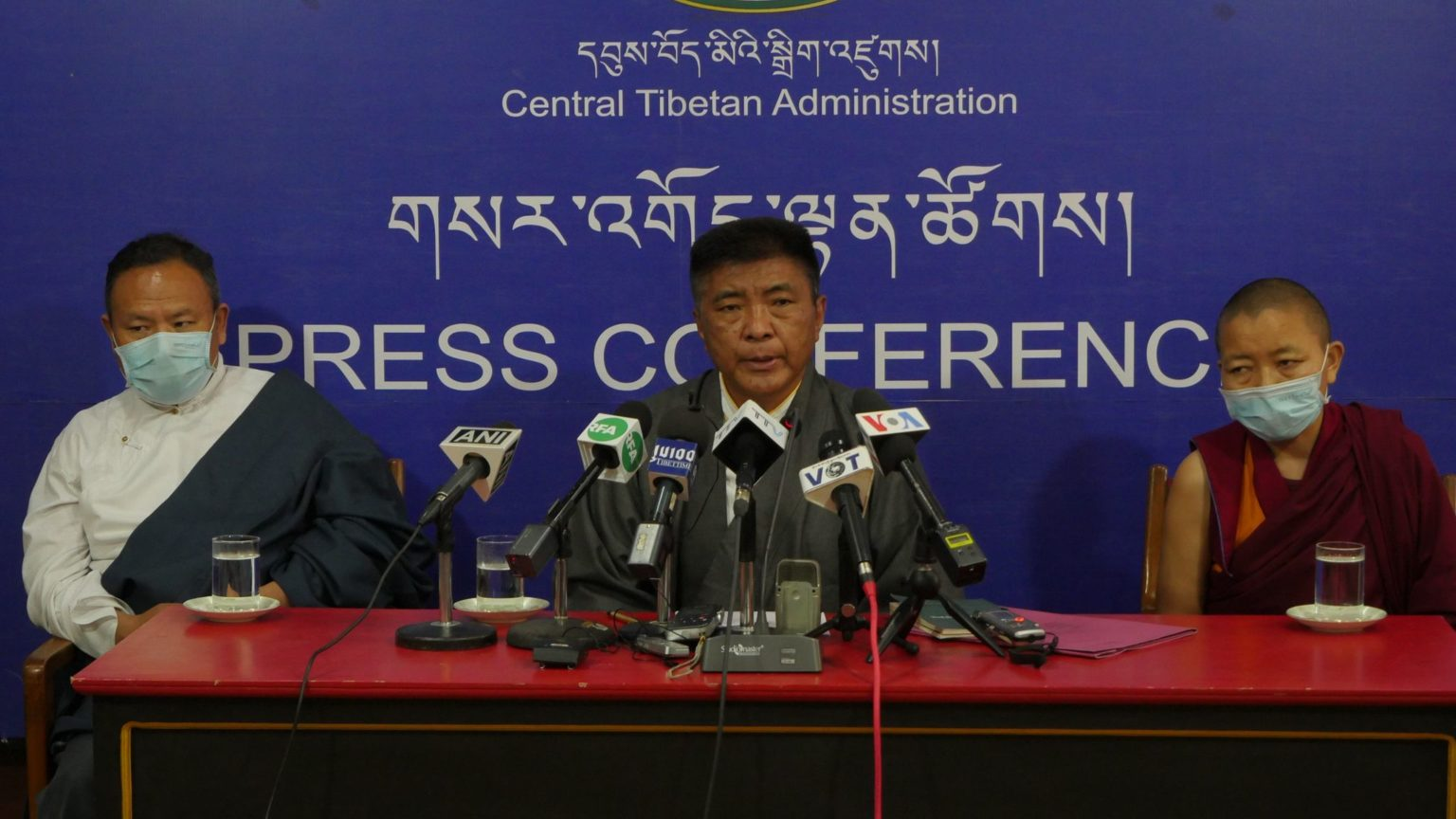藏人行政中央选举事务署公布流亡藏人候选名单