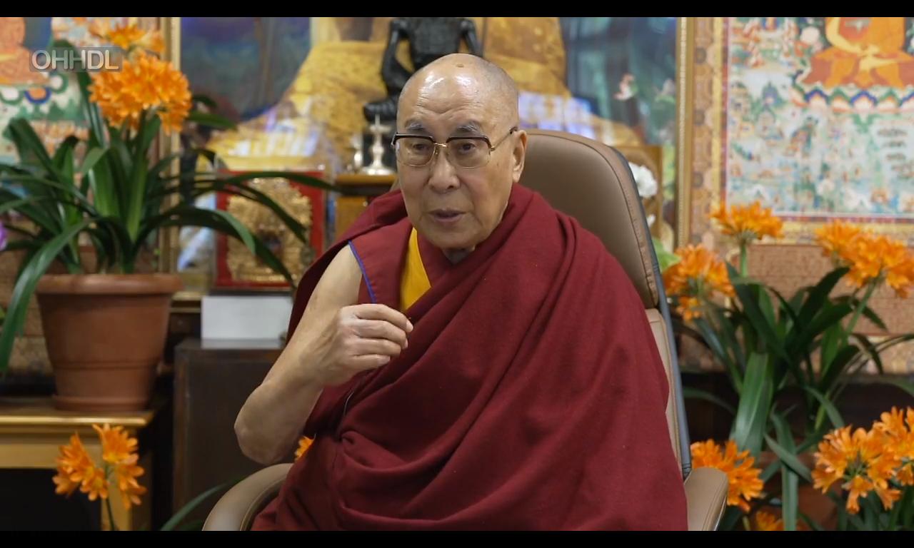 达赖喇嘛:我坚信俄罗斯有能力为世界和平作出巨大贡献