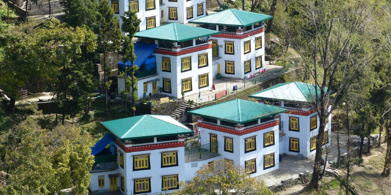 穆苏瑞藏人学校十七名学生确诊感染武汉病毒