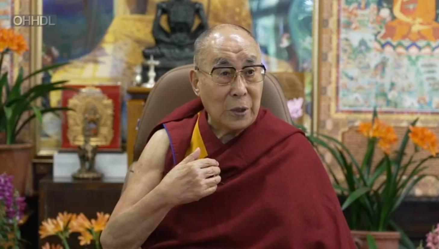 达赖喇嘛:为人类整体福祉着想,更要为全球福祉着想