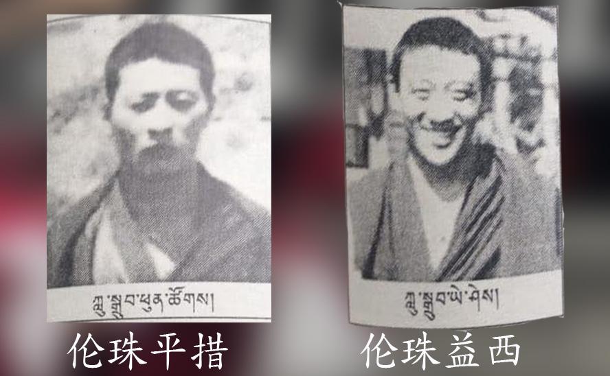 被中共非法关押十三年的阿坝安曲查理寺两名僧侣于上月刑满获释