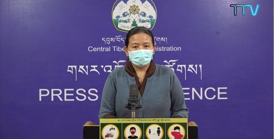 流亡藏人社区在过去一周内新增二百六十例确诊病例